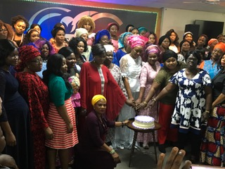 MOTHER'S DAY CELEBRATION SERVICE AT RCCG GRACE COVENANT CENTER