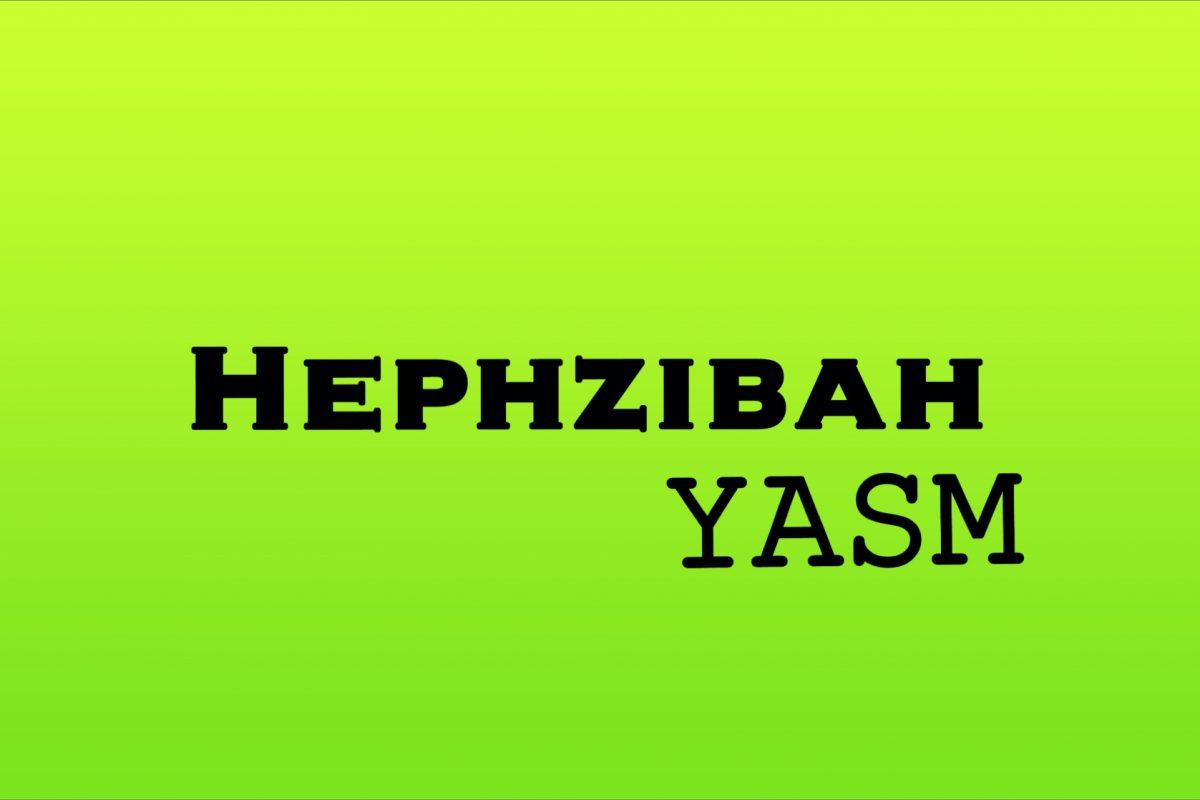 Haphzibah YASM
